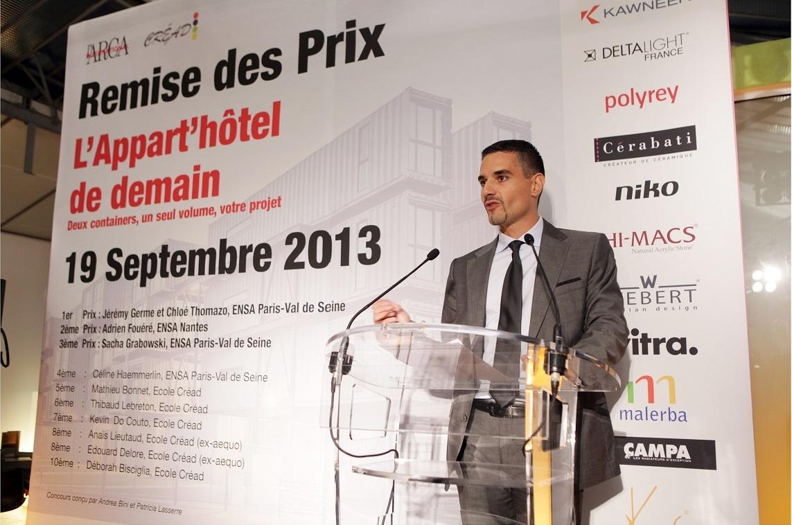 Ensa Paris Val De Seine l'appart'hôtel de demain, ideas, competition,andrea, bini